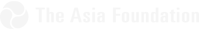 Logo of Asia Foundation
