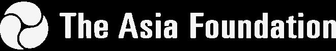 Logo of Asia Foundation