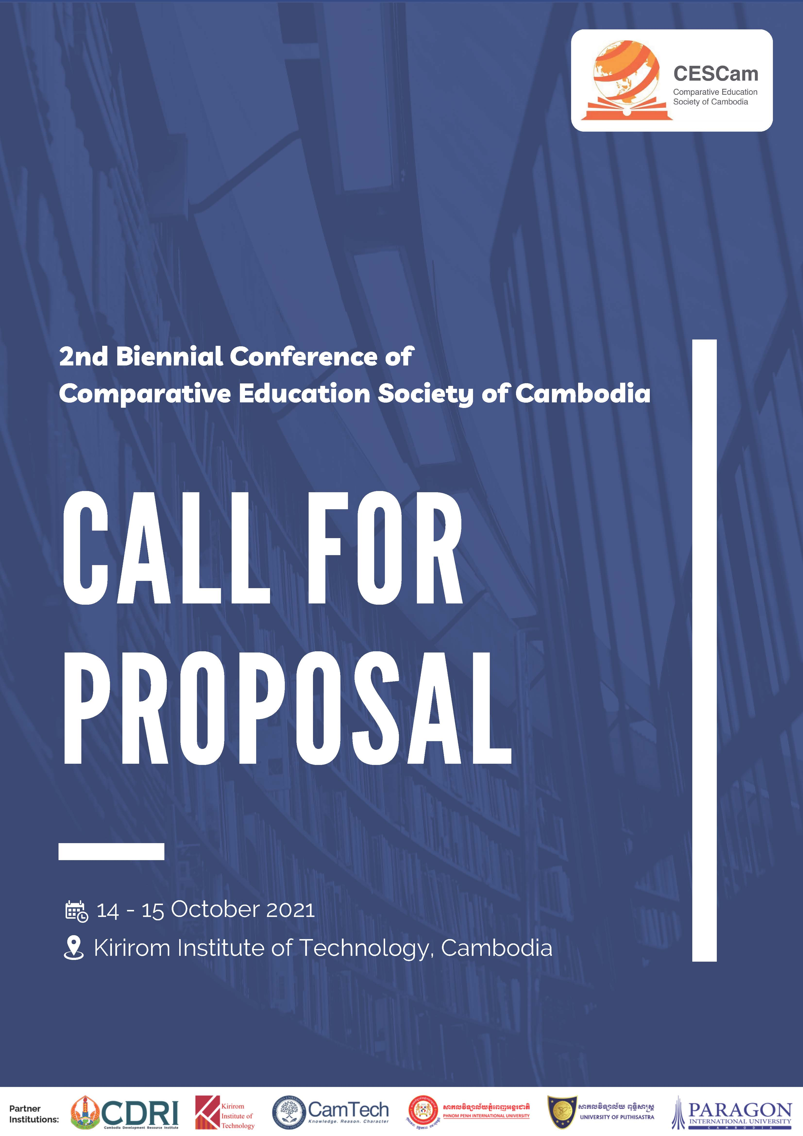 2nd Biennial Conference of Comparative Education Society of Cambodia