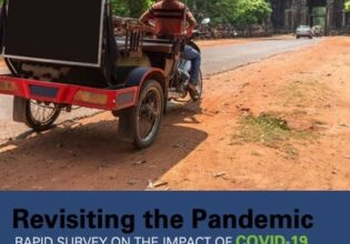 Revisiting the Pandemic: Rapid Survey on the Impact of COVID-19 on MSMEs in the Tourism Sector and Households in Cambodia