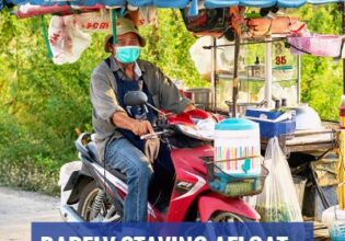 Barely Staying Afloat: The Impact of COVID-19 on MSMEs in Southeast Asia